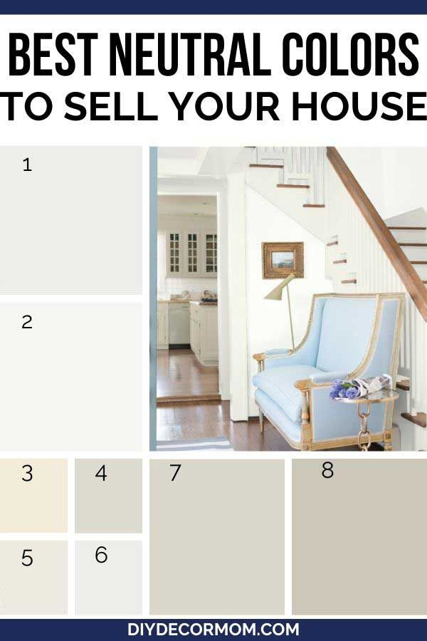 find out the best neutral paint colors for selling your on paint colors to sell house id=84308