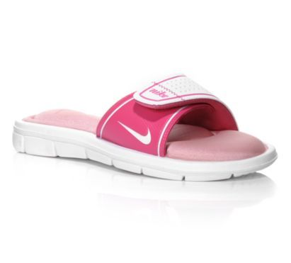 2ec590ea1318 NIKE Comfort Slide at Shoe Carnival. Many colors to choose from ...