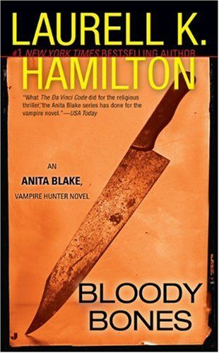 Anita Blake Vampire Hunter, Laurell K Hamilton