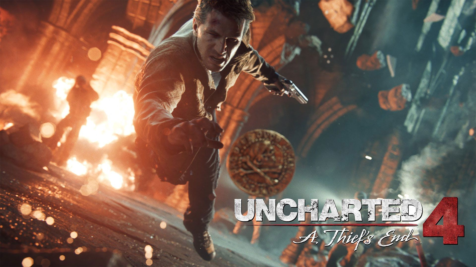 Uncharted 4 A Thiefs End Wallpapers In Ultra Hd 4k Uncharted