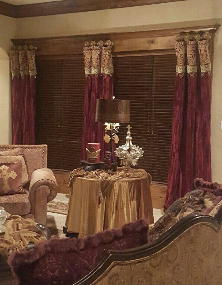 Best Image Result For Blue Sofa With Burgundy Curtains With 400 x 300