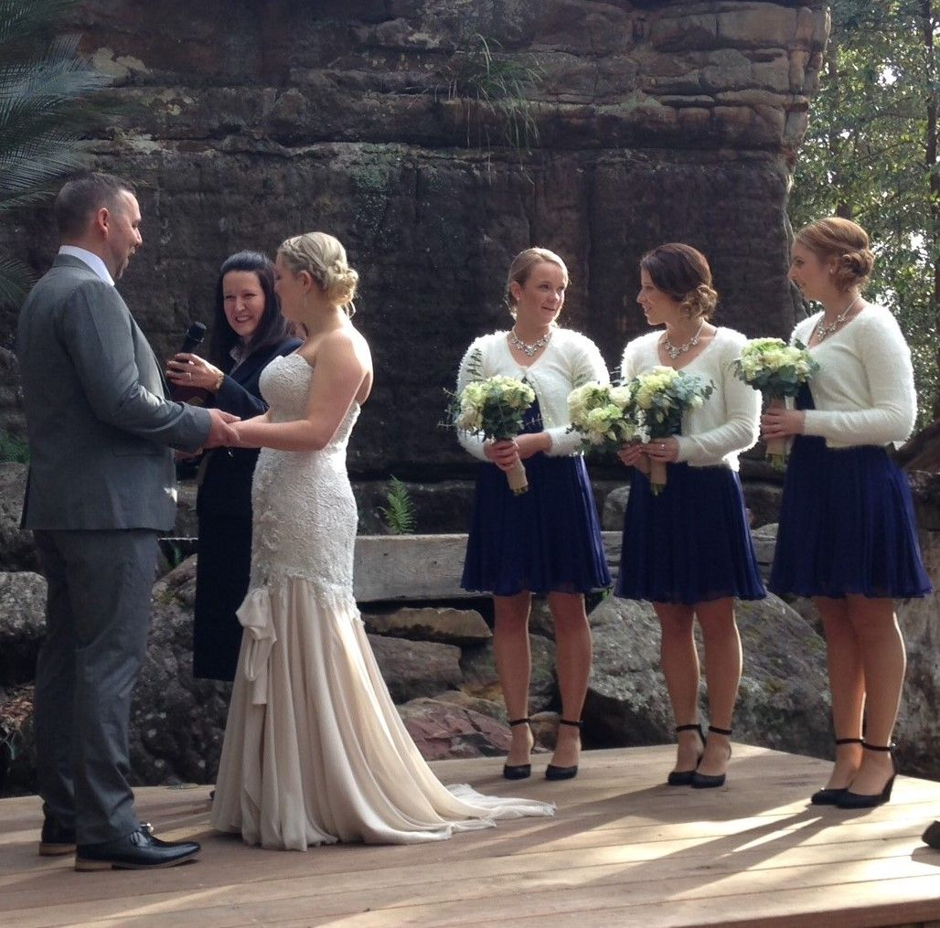 Kangaroo Valley Bush Retreat in Kangaroo Valley, NSW. Great location for a wedding in the Rock Catheral