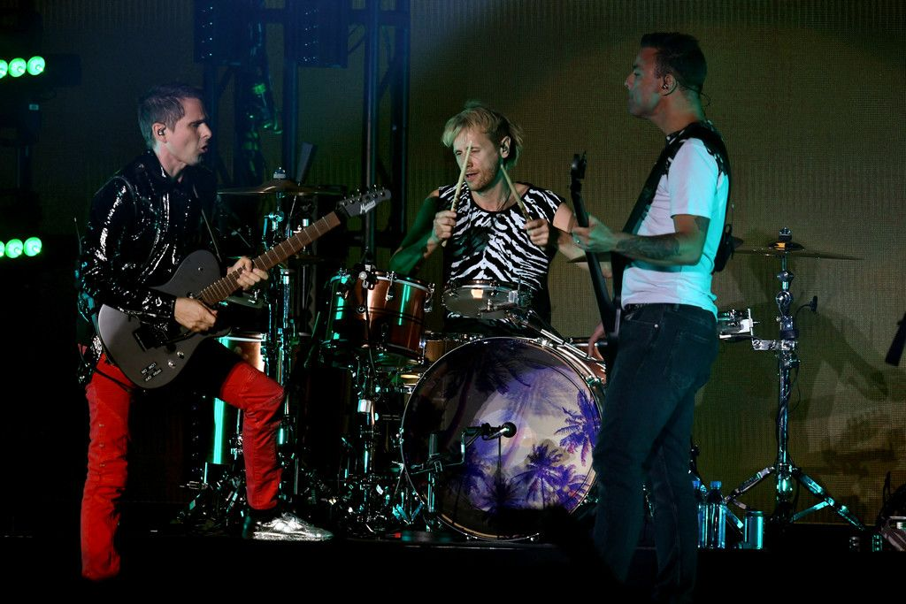 MUSE : [photos] MUSE_19 JANUARY 2019_ iHeartRadio ALTer Ego