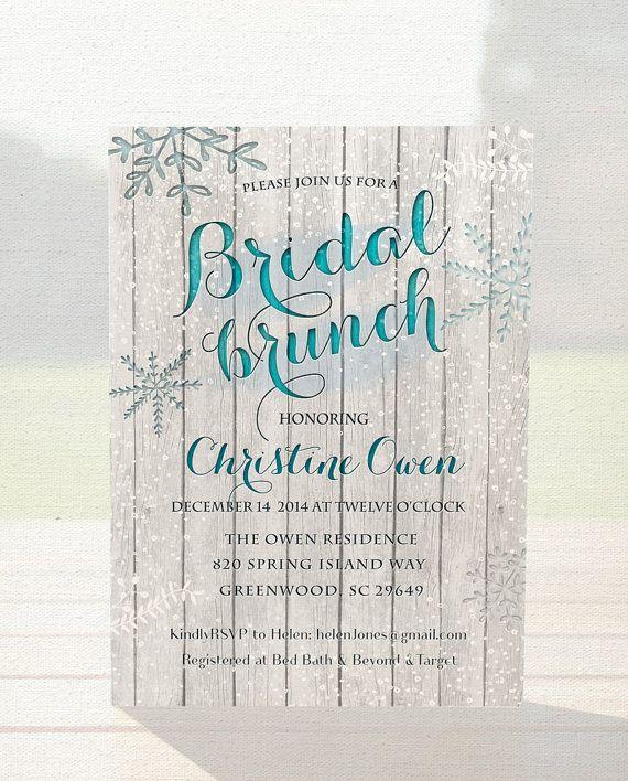 Winter bridal shower invitation bridal brunch by onlyprintablearts winter bridal shower invitation bridal brunch by onlyprintablearts 1500 filmwisefo