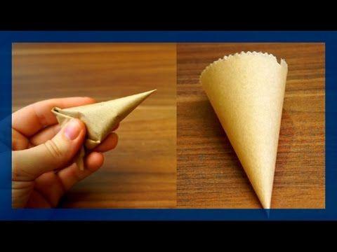 papier spritzt ten selber machen spritzbeutel selber herstellen aus papier von kuchenfee. Black Bedroom Furniture Sets. Home Design Ideas