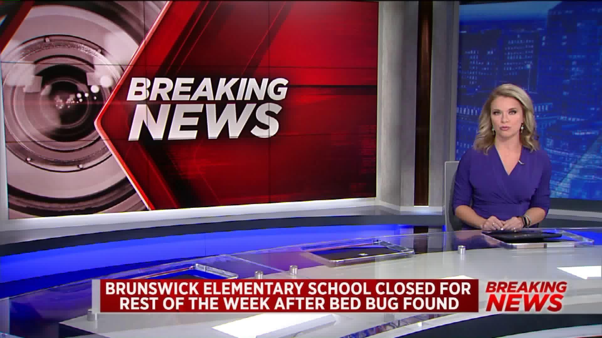 Brunswick elementary school closing for remainder of week