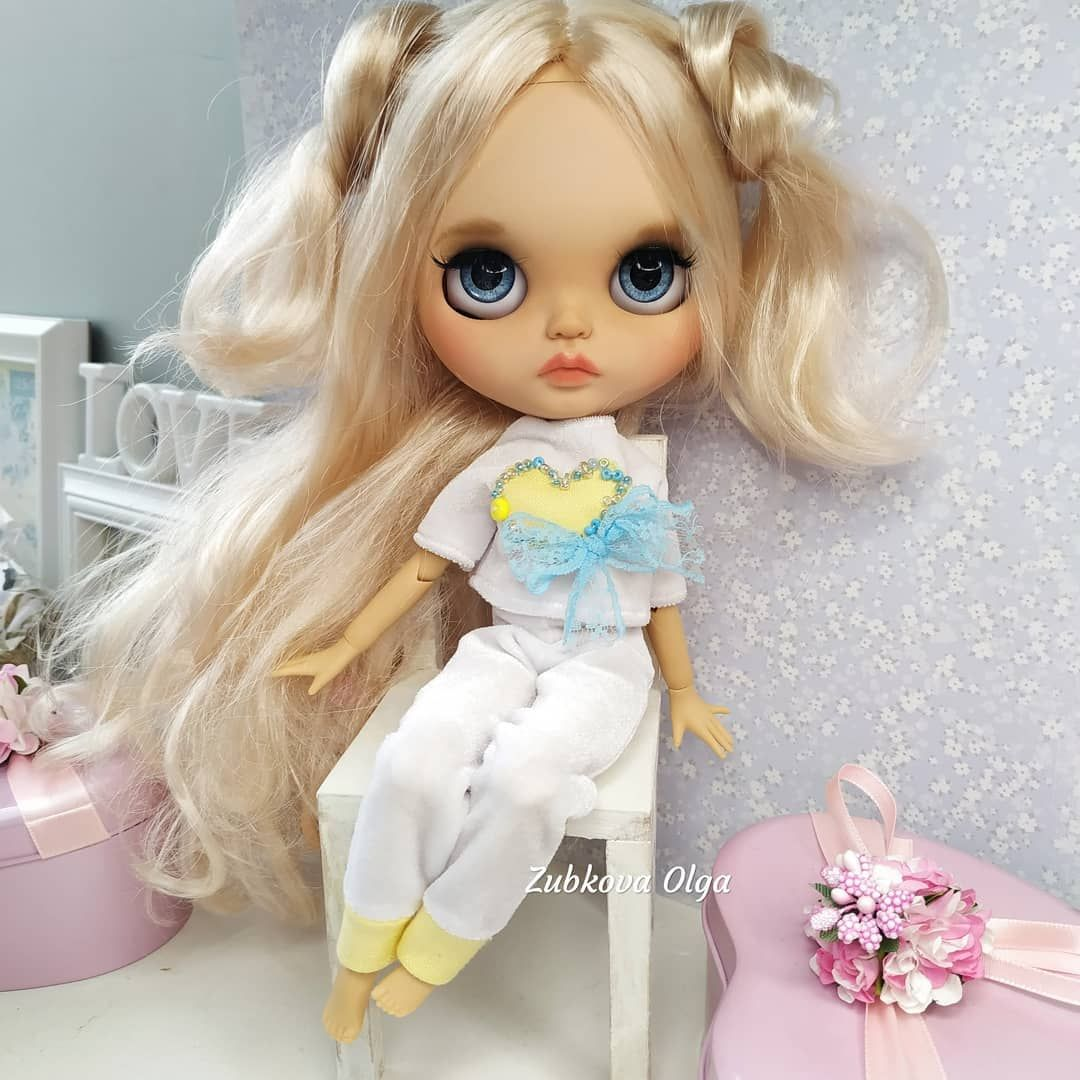 "Photo of Blythe dolls,Custom Blythe on Instagram: ""Доброе утро! У мен"