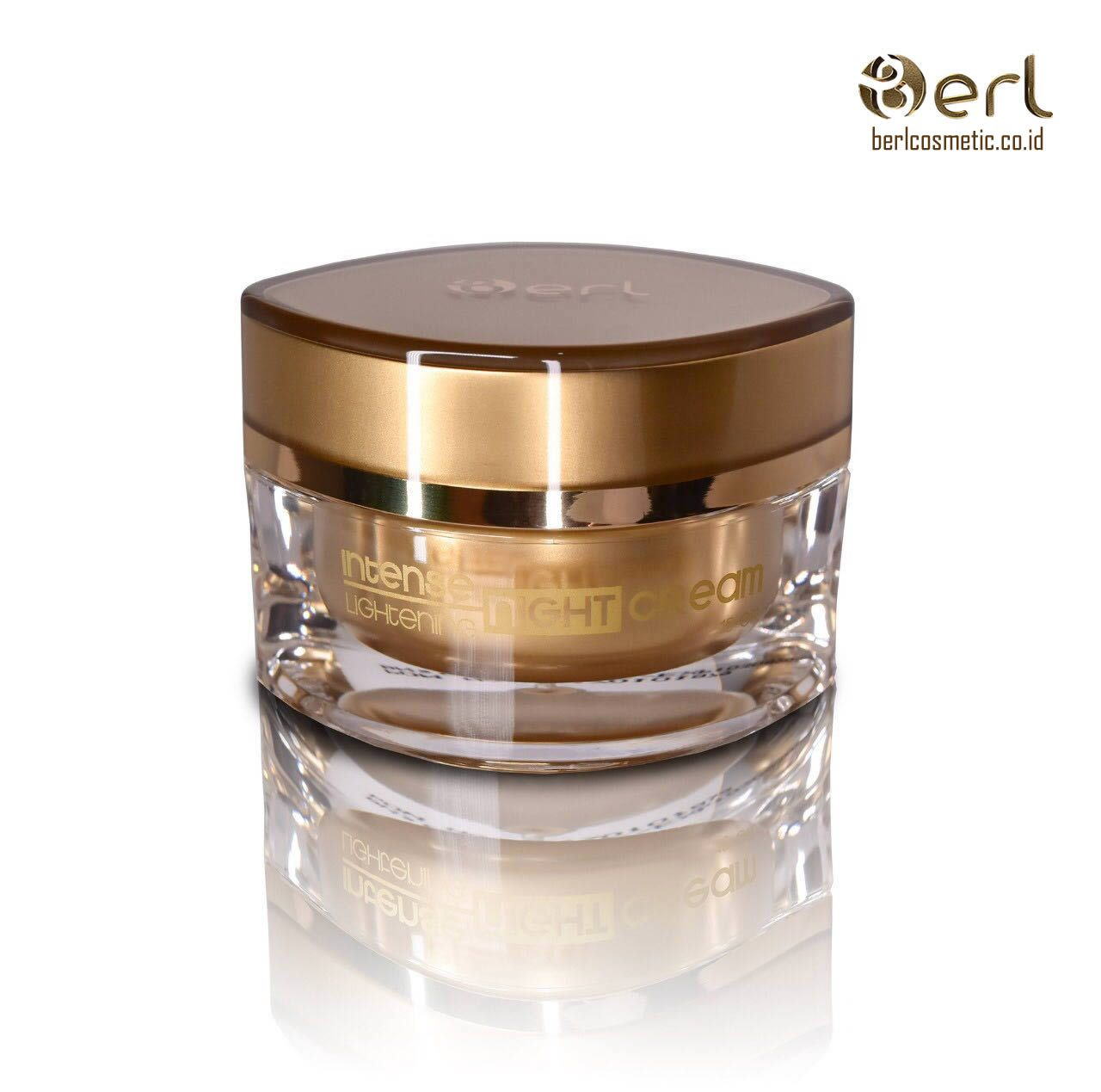 B ERL Night Cream | Toner, Perawatan kulit, Krim