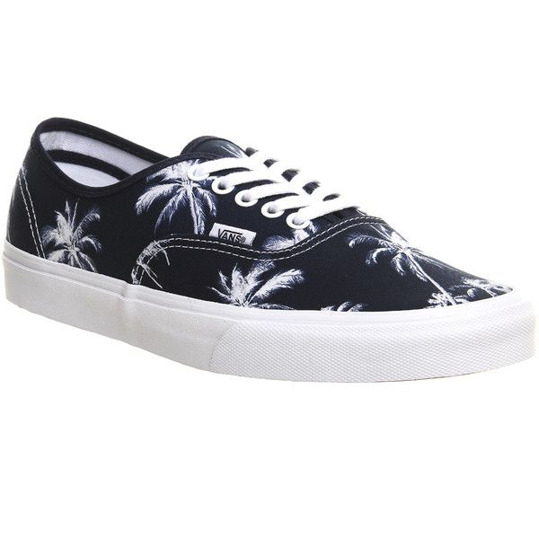 Vans Authentic ($76) ❤ liked on Polyvore featuring shoes, sneakers, vans,