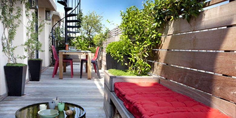 paris terrasse paysagiste projet paris 16 u00e8me terrasse alex decret architecte paysagiste. Black Bedroom Furniture Sets. Home Design Ideas