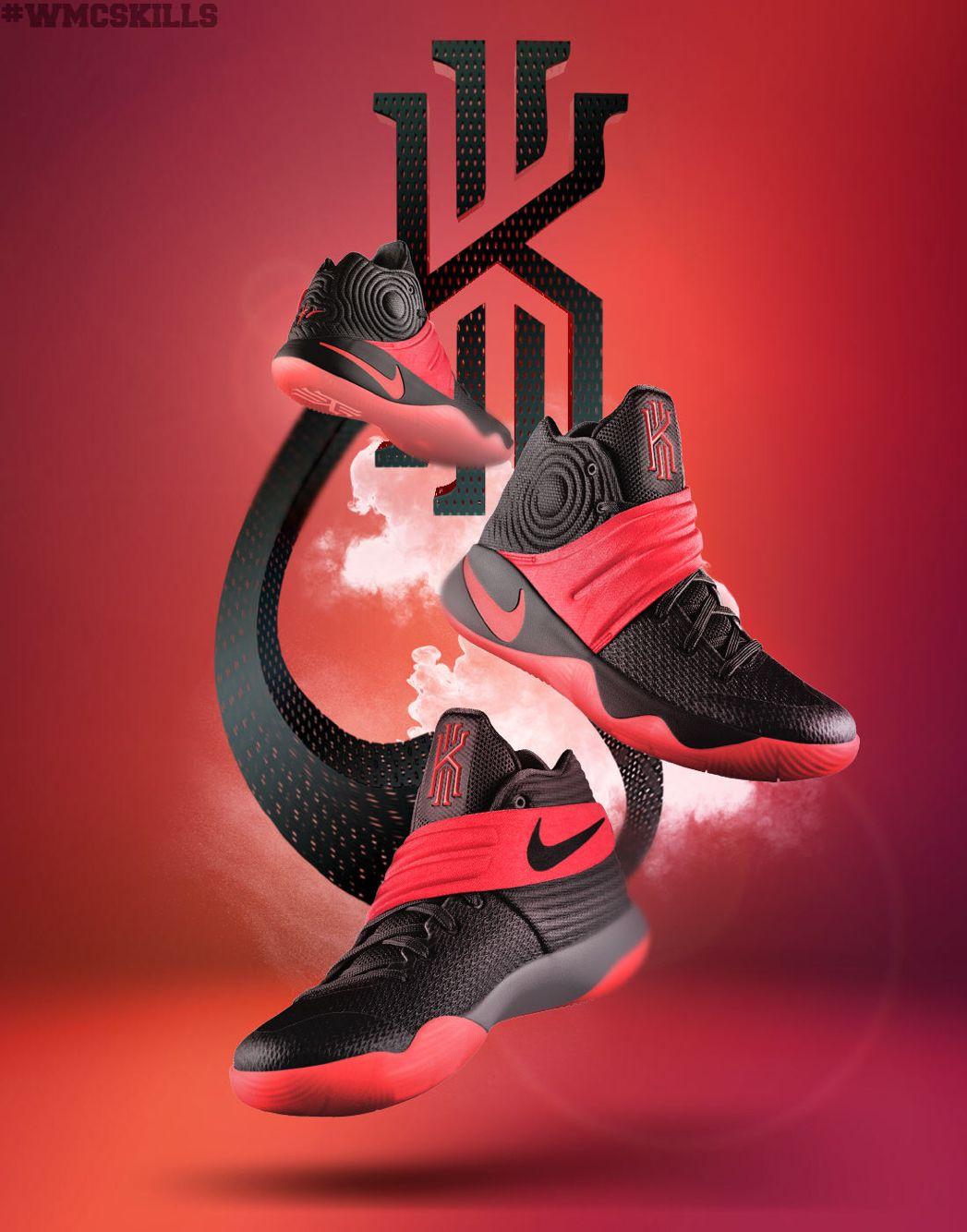 Kyrie Irving basketball sneakers. Nike #wmcskills | Sneaker ...