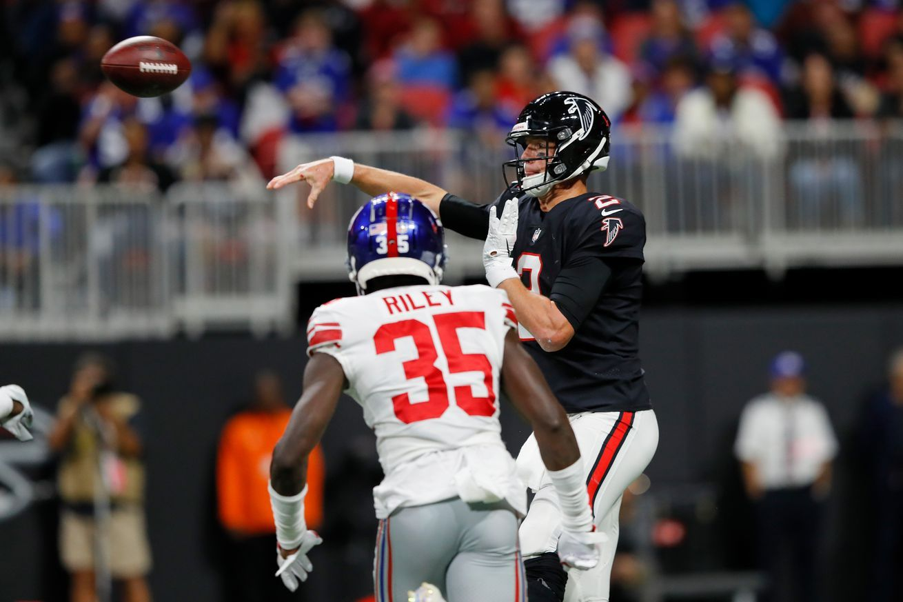 The Falcons Have Been One Of The Nfls Most Effective Play Action Teams Nfl News Nfl Update Nfl Nfl Slash Nfl Nfl News Falcons