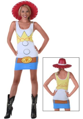 Women s Toy Story Jessie Tunic Tank  cb8d286b992