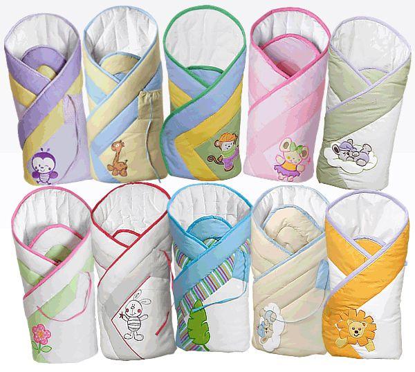 Спальный мешок для новорожденных - как правильно 27