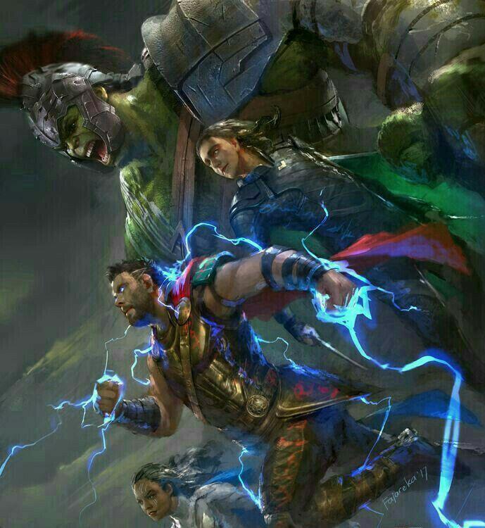 《Thor: Ragnarok / Revengers》