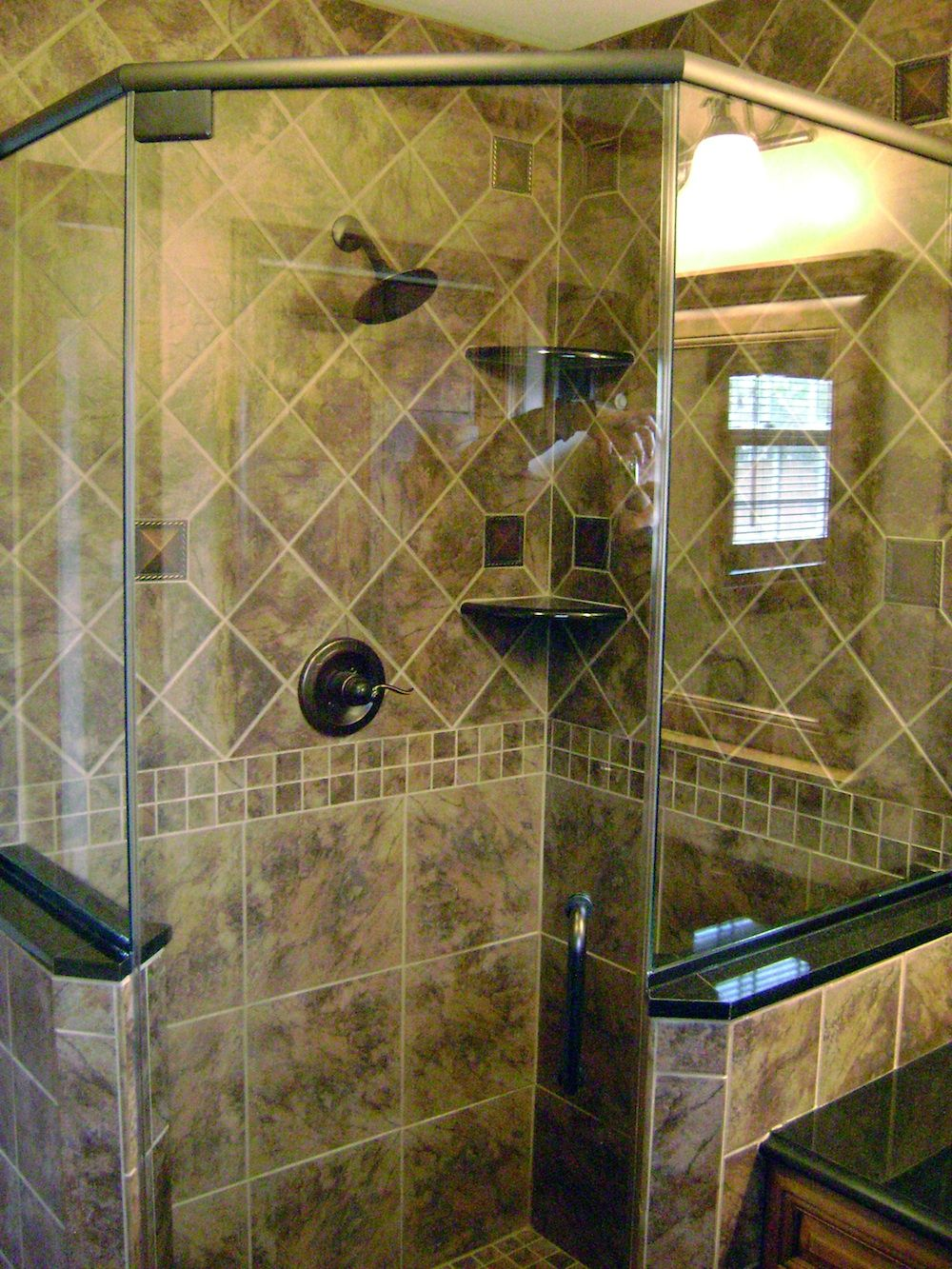 This Is A Really Beautiful Shower I Like The Idea Of Having A