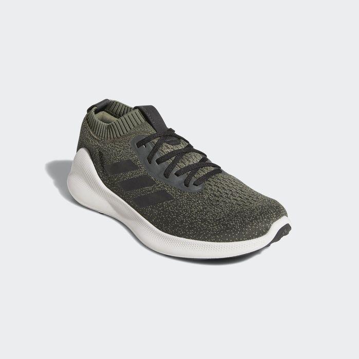 Purebounce+ Shoes Green 11.5 Mens   Shoes, Grey adidas, Sock