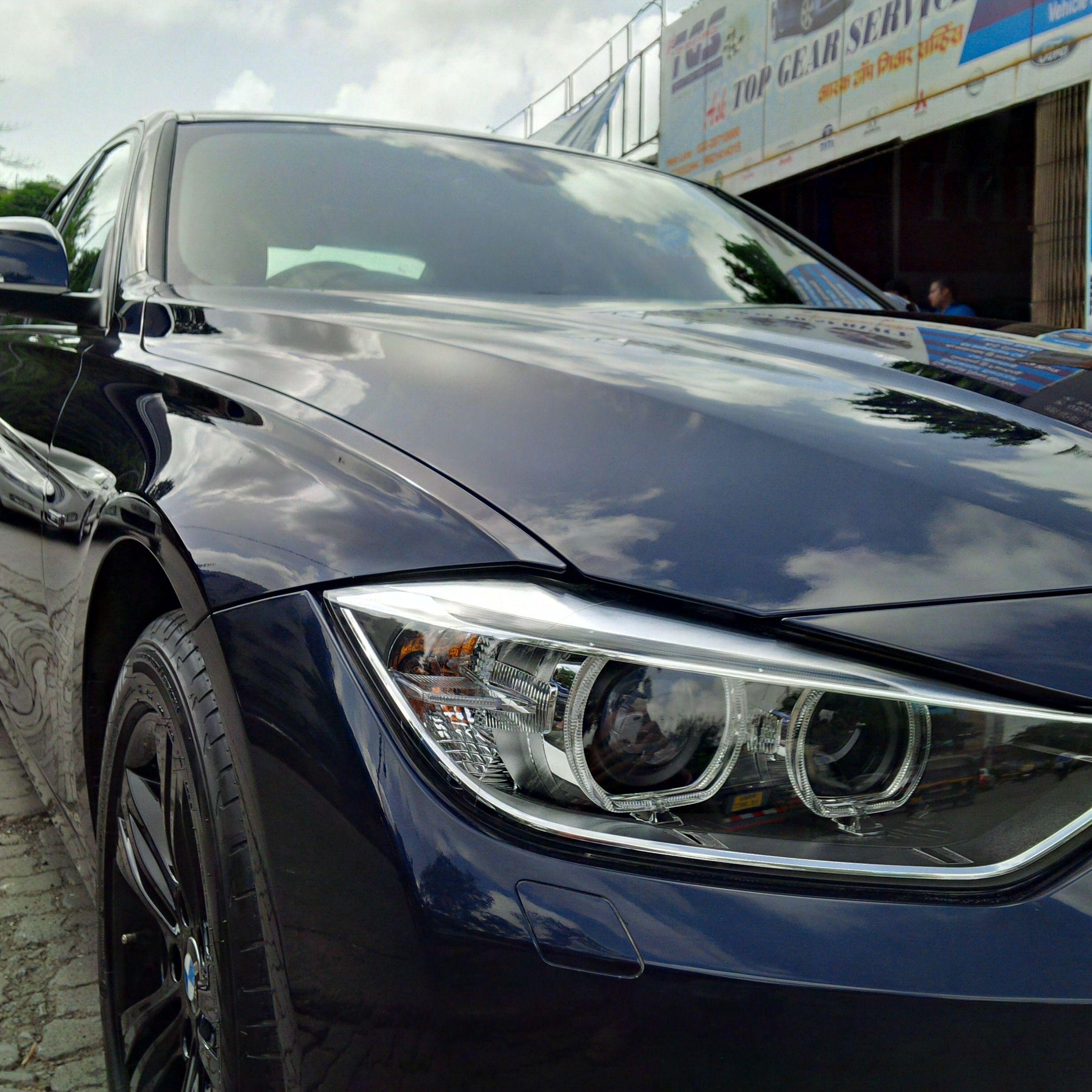 Gyeon Q2 Mohs on BMW  Paint Protection  OCD Detail Studio Mumbai