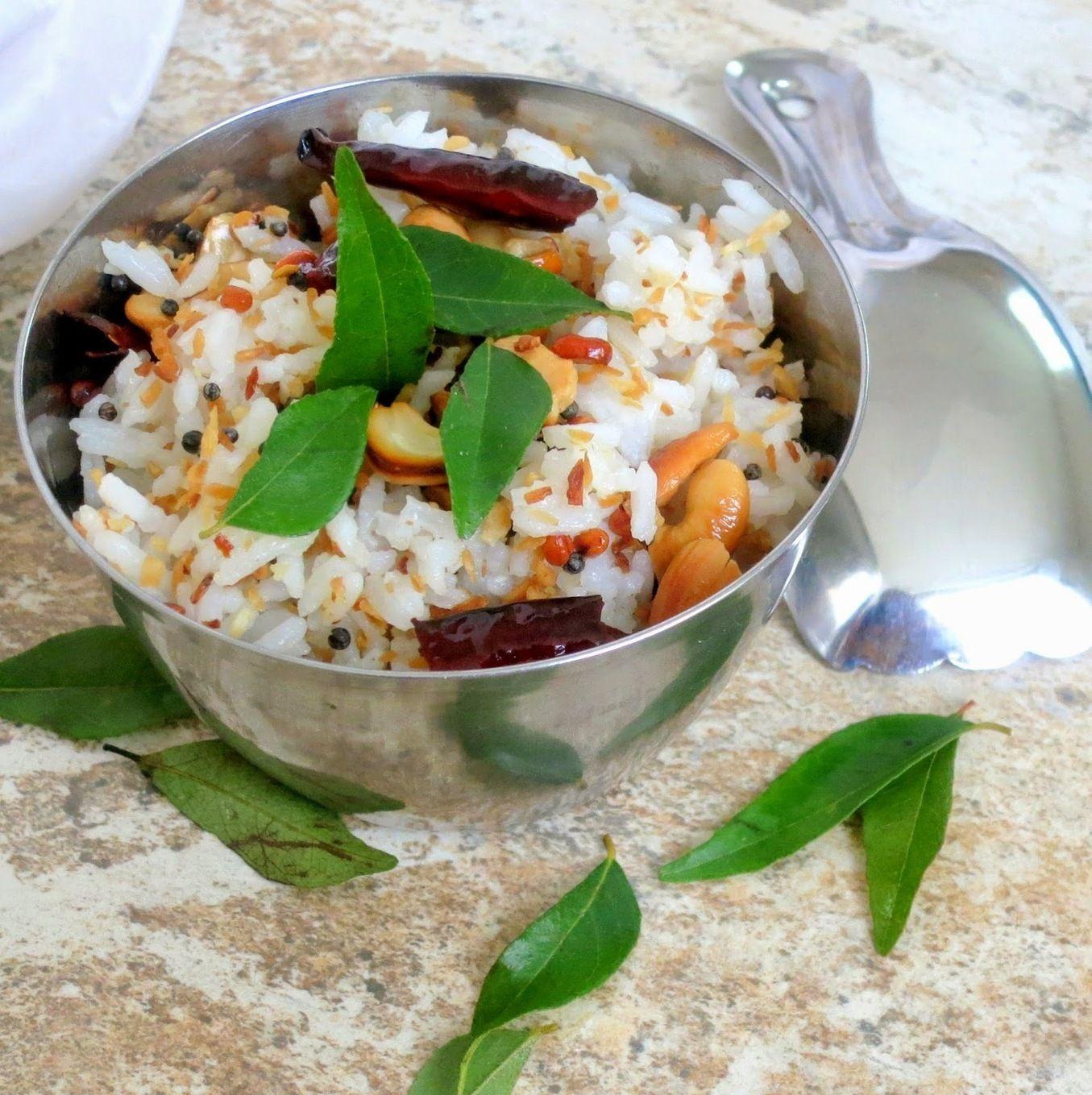 #HealthyRecipe // Coconut Rice