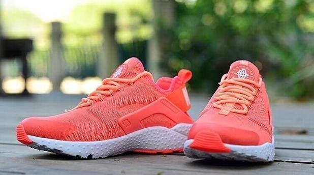 3ba7fcd8a530 Nike Womens Air Huarache Ultra Bright Mango. Available now. http   ift