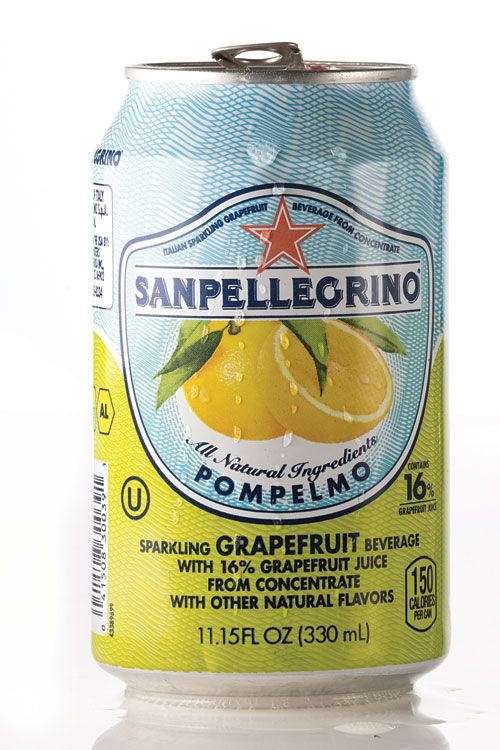Italy's favorite grapefruit soda hits the mark like no other. Its bracingly bitter flavor is tempered with just the right amount of sweetness—each sip calling to mind a ripe, juicy grapefruit half sprinkled with sugar.