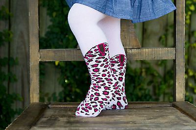 Infant Toddler COWBOY Boot TIGHTS BOOTZIES For your COWGIRL SZ 6-18 Mos Western