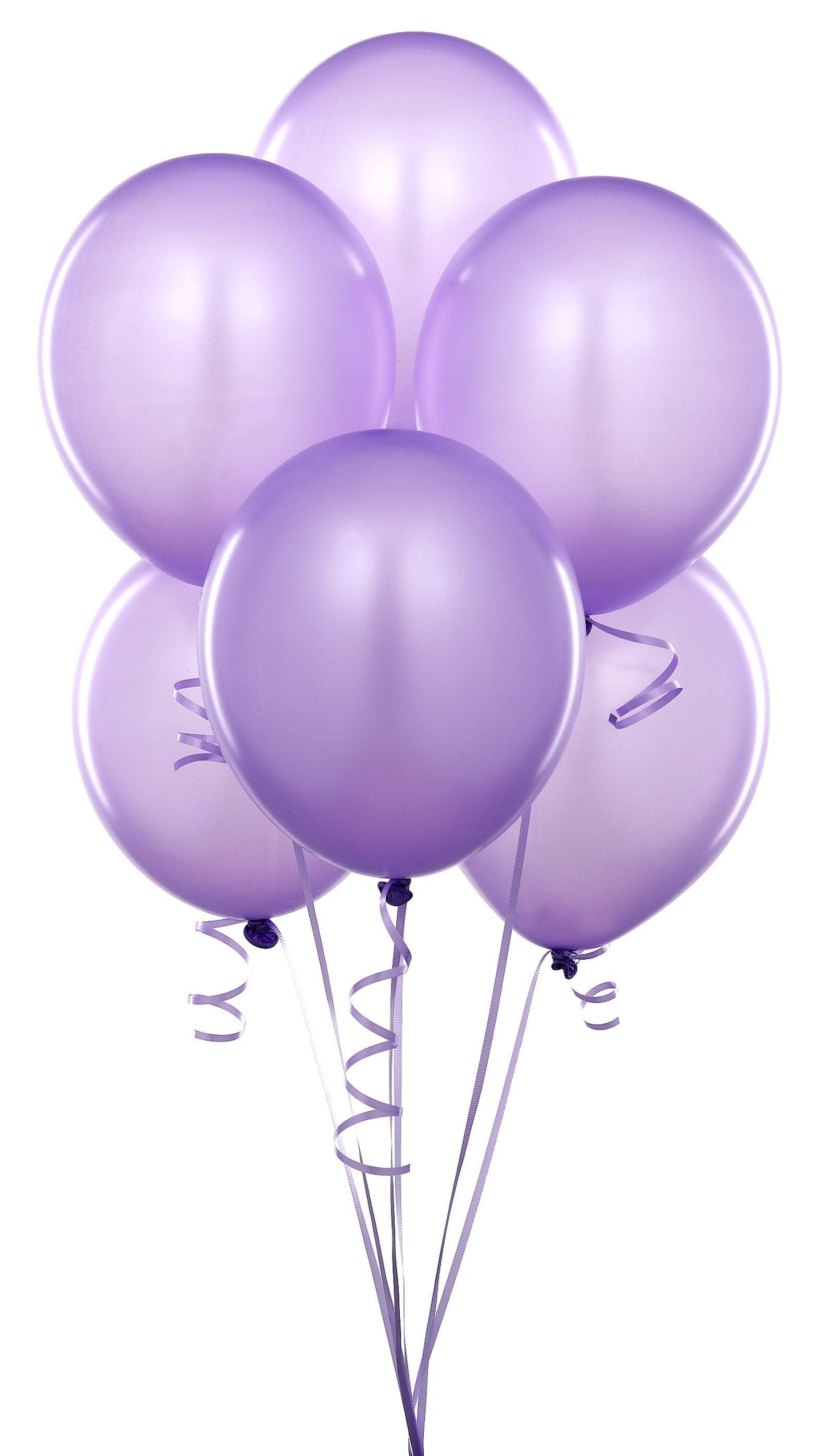 Lavender Balloons Baloes Roxos Aniversario Roxo Bolos De Aniversario Da Sereia
