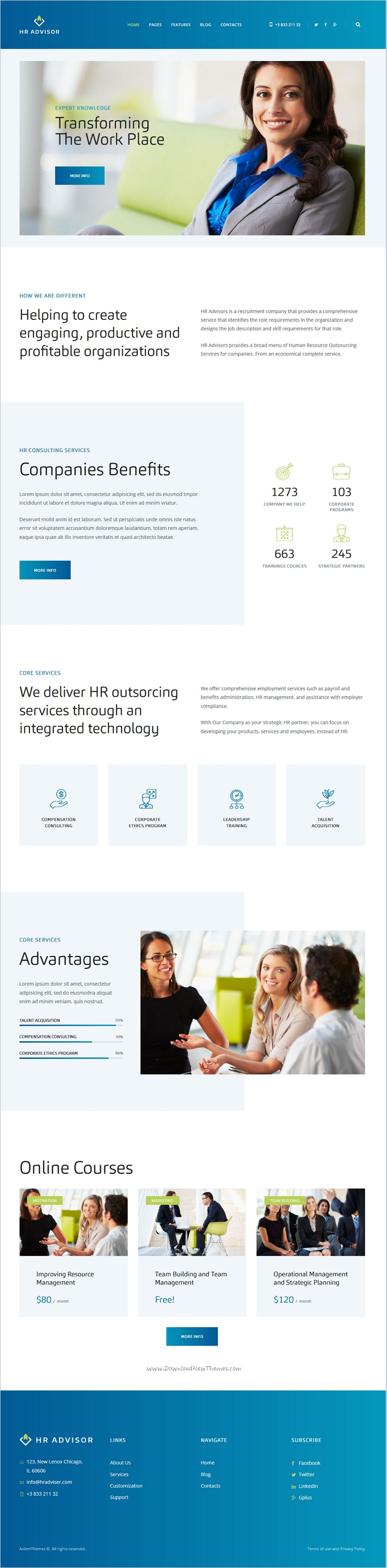 hr advisor human resources business consulting business