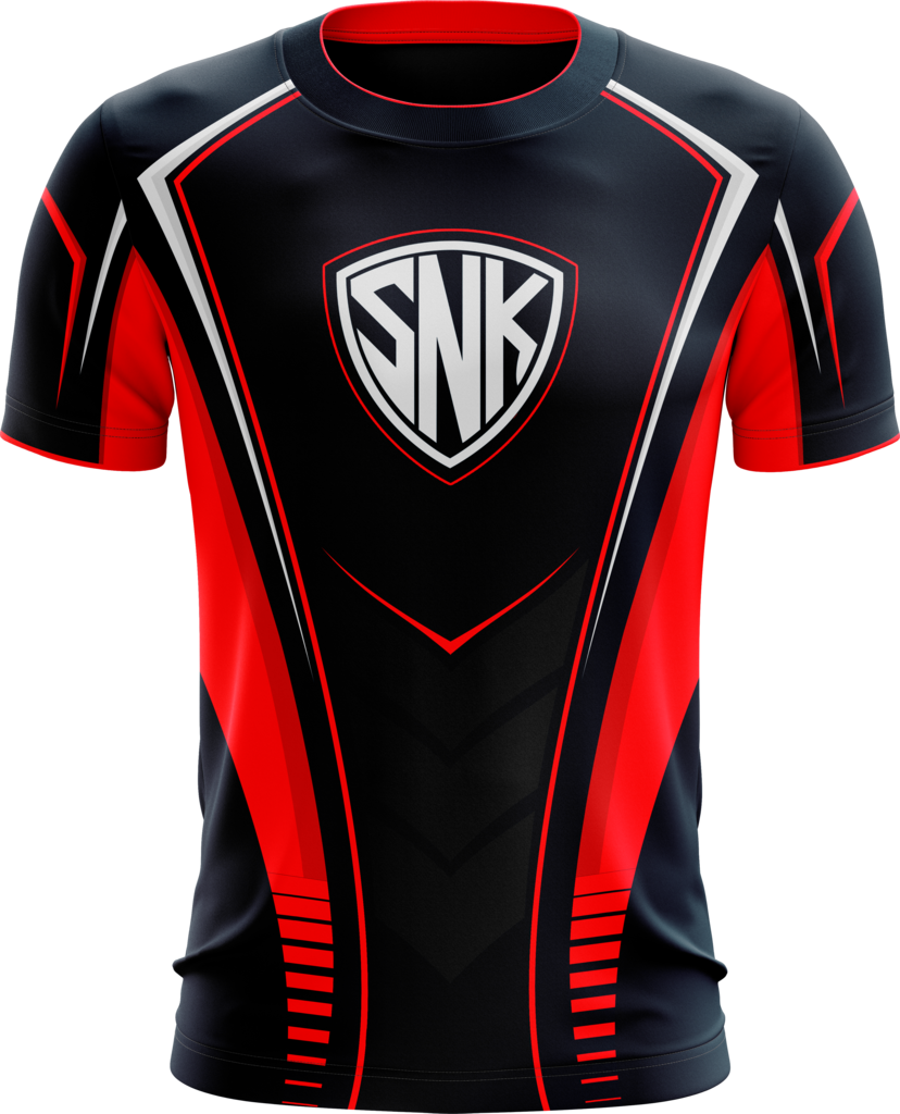 SnK Esports Pro Gaming Jersey Camisa de futebol, Camisas