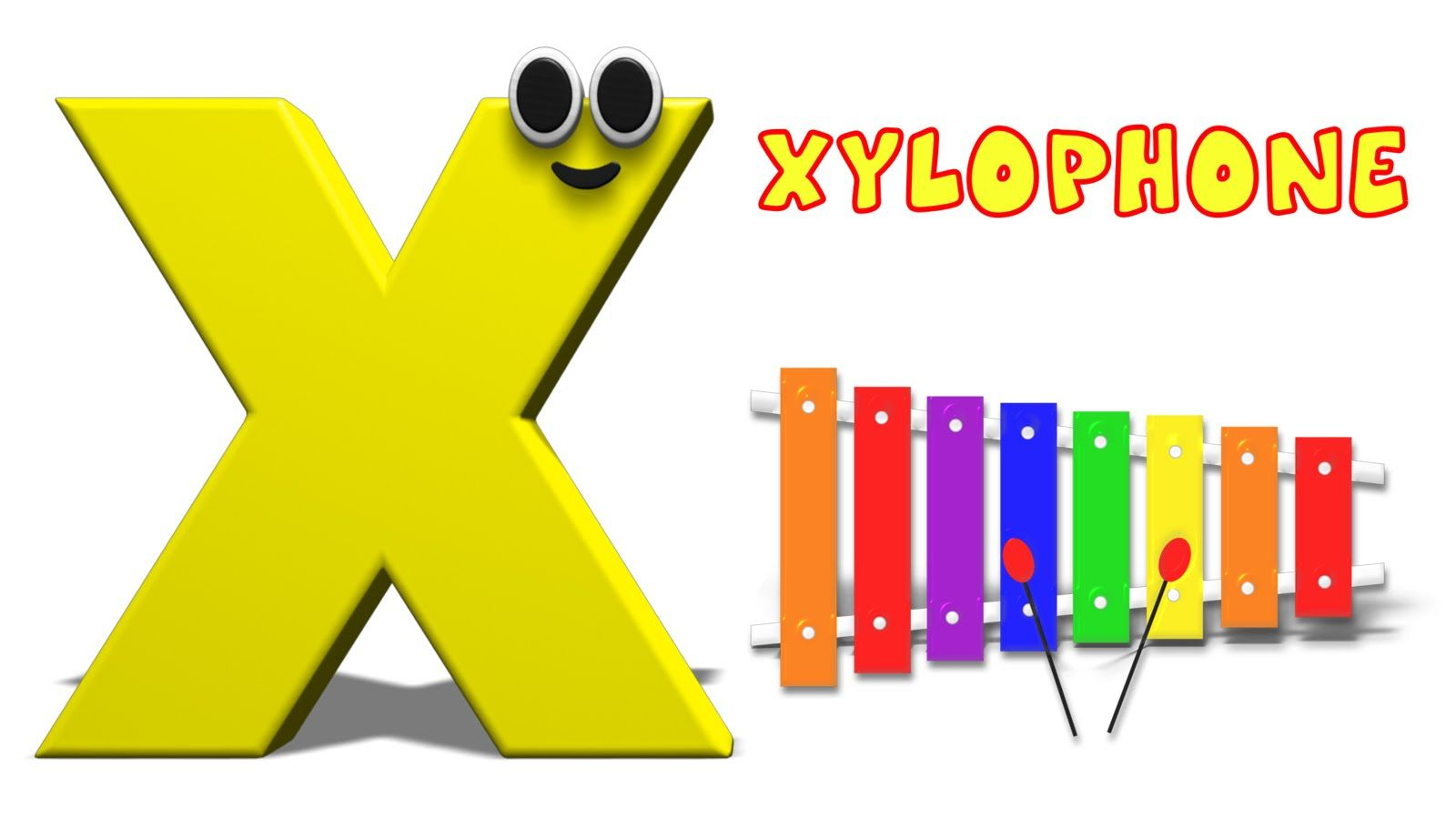 Phonics Letter X Song