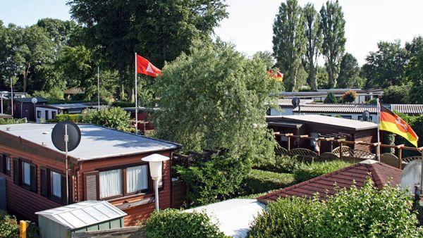Dauercamping An Der Ostsee Campingplatz Camping Gromitz
