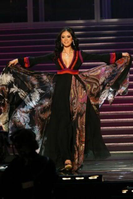Miss Universe 2007 - Miss Japan Riyo Mori | BARBIE - NINIMOMO 3 in ...