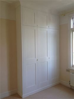 London built in wardrobes alcoves - Google Search : alcove doors - pezcame.com