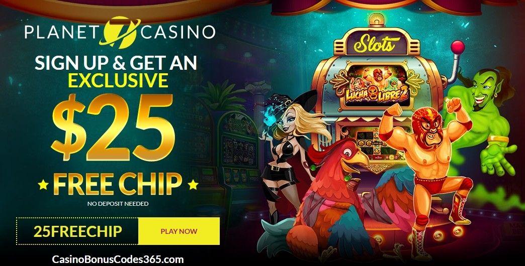 Planet 7 Casino For Plaers Usa No Deposit Bonus Codes Casino Best Casino Games Casino Bonus