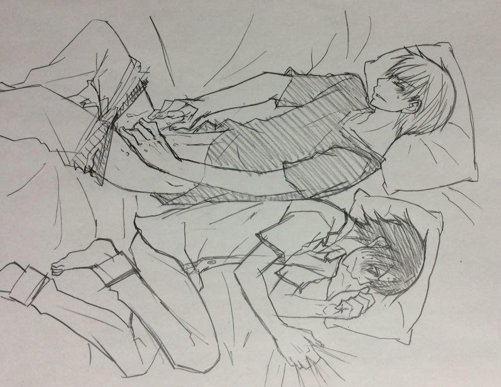 euh....Yoshino? tu veux pas faire un truc pour ton amant la, il tiens plus;