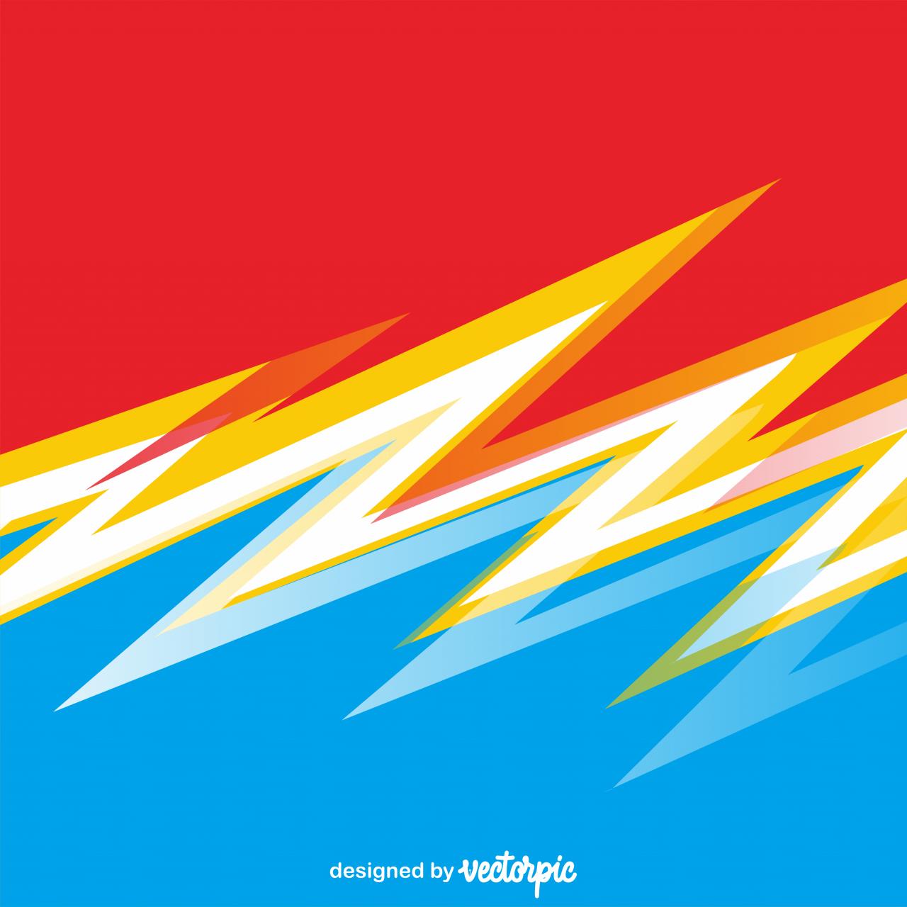 Racing Stripes Streaks Background Free Vector Vektor Gratis Abstrak Seni Grafis