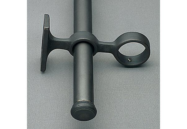 Dakota Double Rod Conversion Kit Double Rod Curtains Drapery Rods Restoration Hardware
