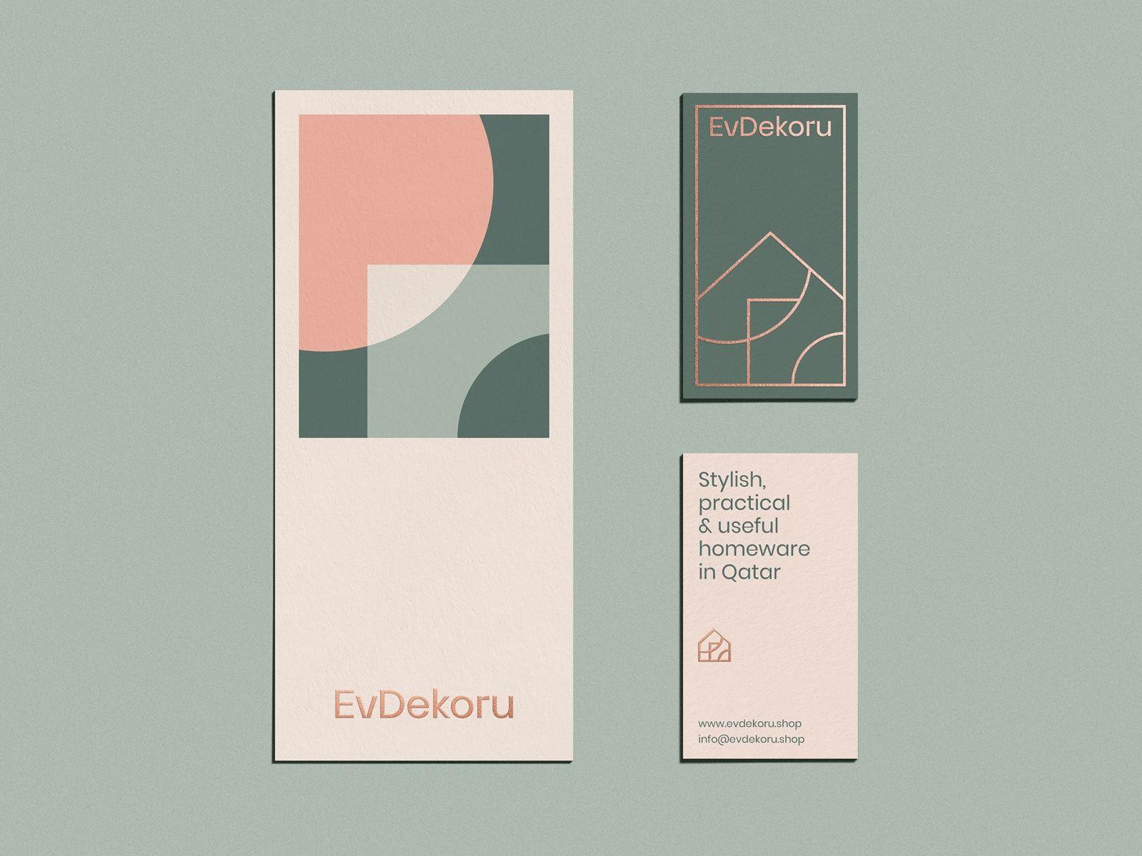 EvDekoru Stationery
