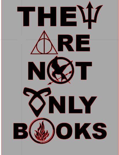 Ich Liebe Jede Dieser Bücherreihen Sooo Sehr Bücher