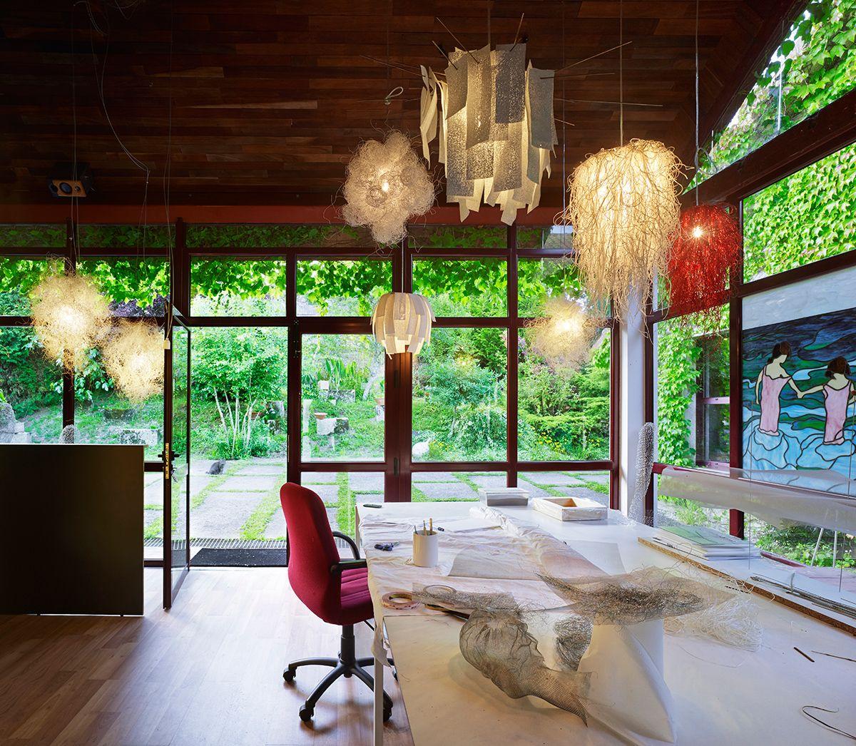 handmade lighting design. Arturo Alvarez - Handmande Unique Lighting #handmade #lighting Handmade Design S
