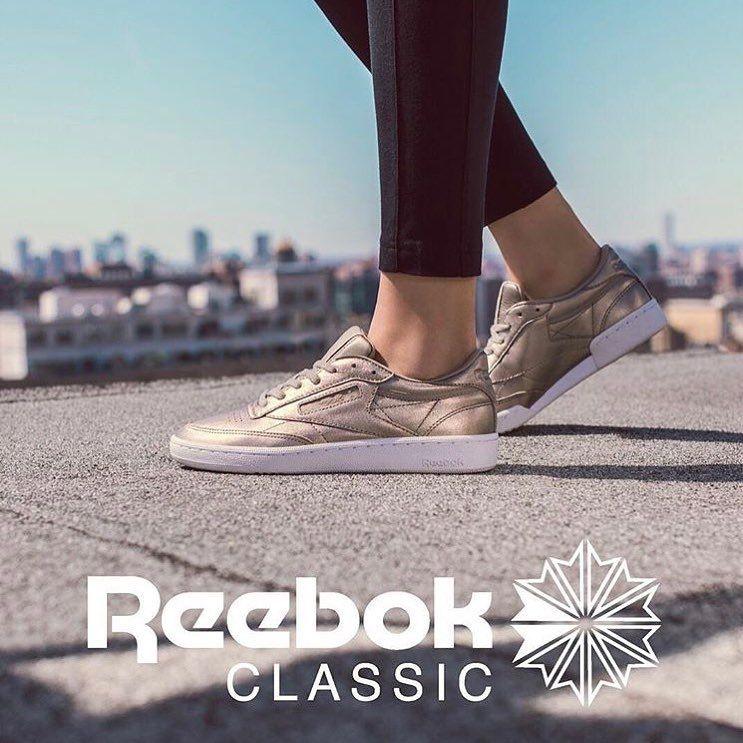 Tênis Reebok Club C 85 Lthr Feminino   Zattini