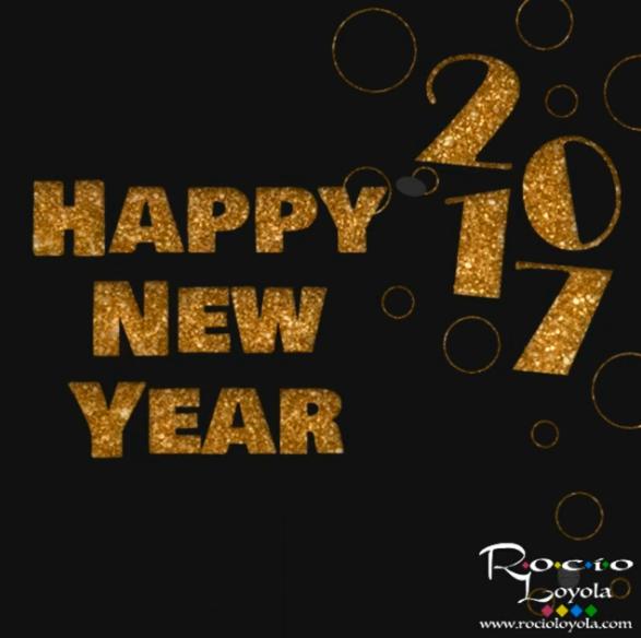 Happy New Year #rocioloyola