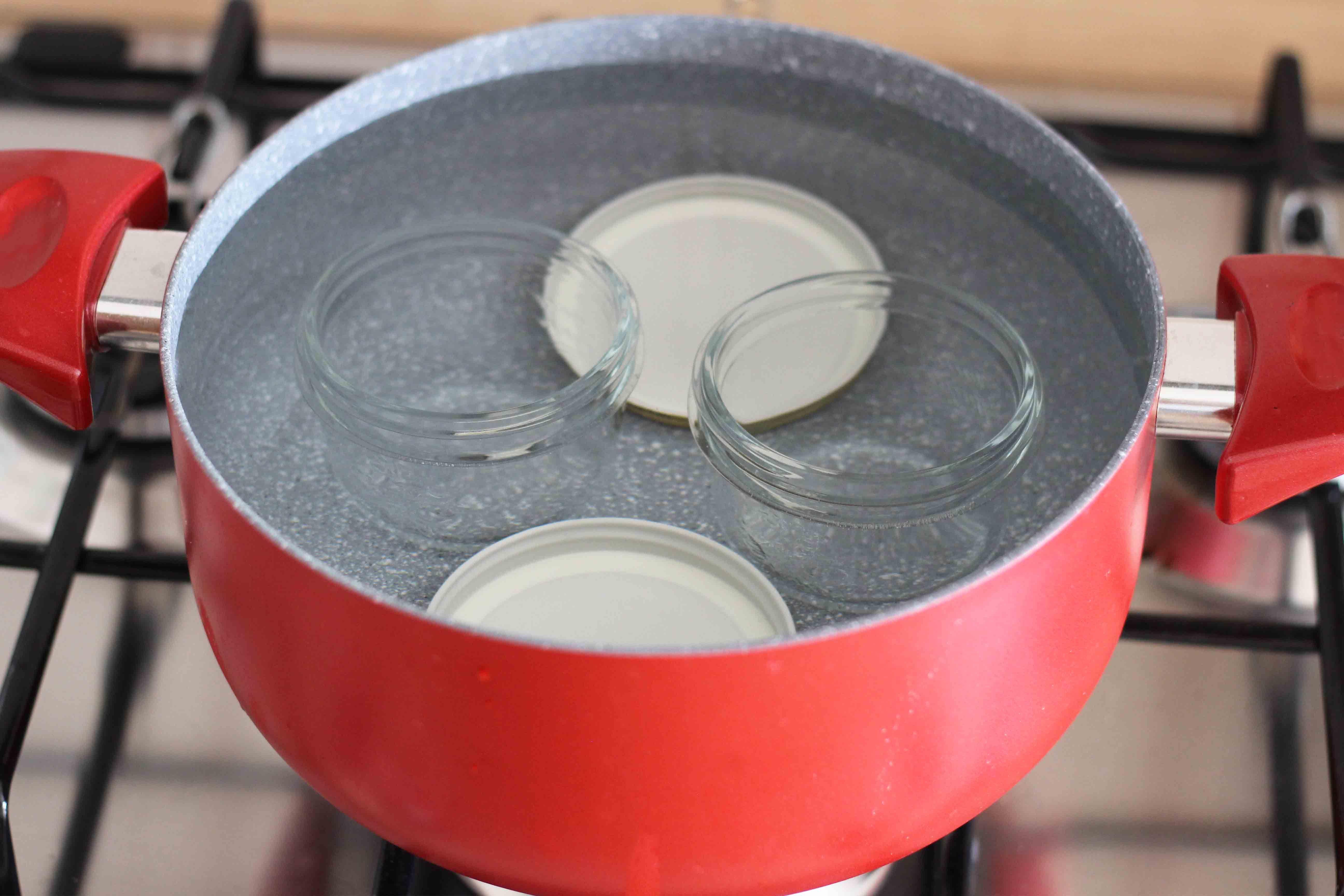 Come Sterilizzare Vasetti Per Conserve come sterilizzare i vasetti per le conserve | conserve, cibo
