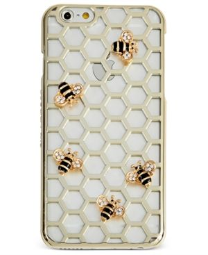 huge discount b8f4f dd041 Skinnydip London Bumble Bee iPhone 6/6s Case - Gold | Products in ...