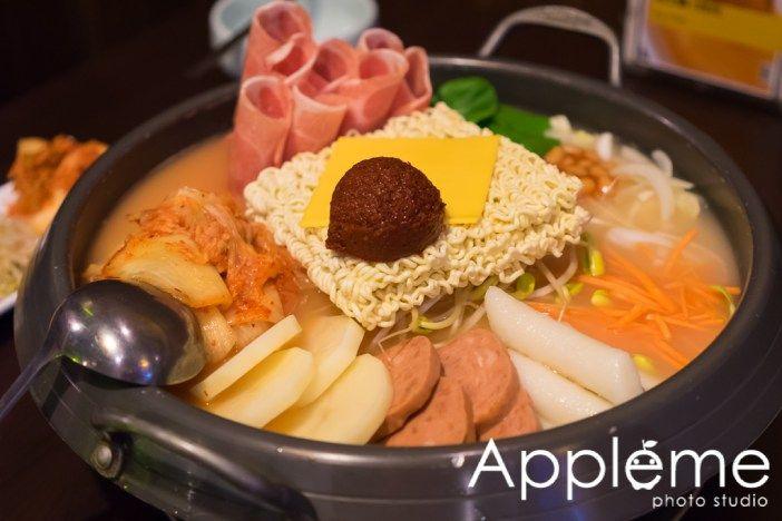紅通通 - 韓味鍋物 (安妞 - 韓國烤肉食堂 (With images)