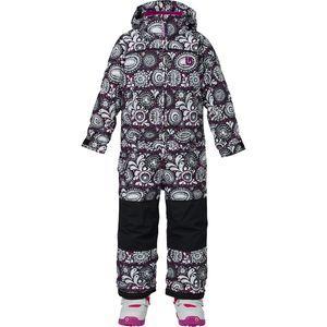 4029452b4 Burton MiniShred Illusion One Piece Snow Suit - Toddler Girls ...