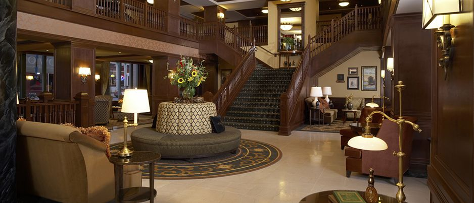 Dubuque Ia Hotel Julien Is A Remarkable Boutique Offering The Area S
