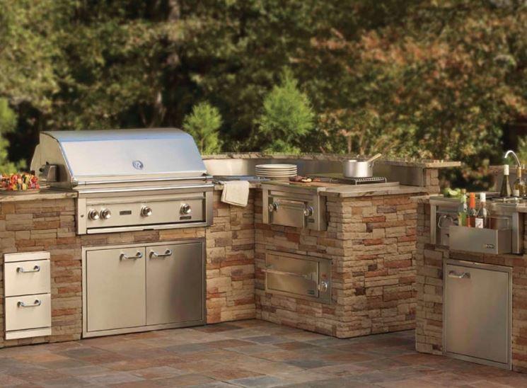 Barbecue Da Esterni In Muratura Cerca Con Google Con Immagini