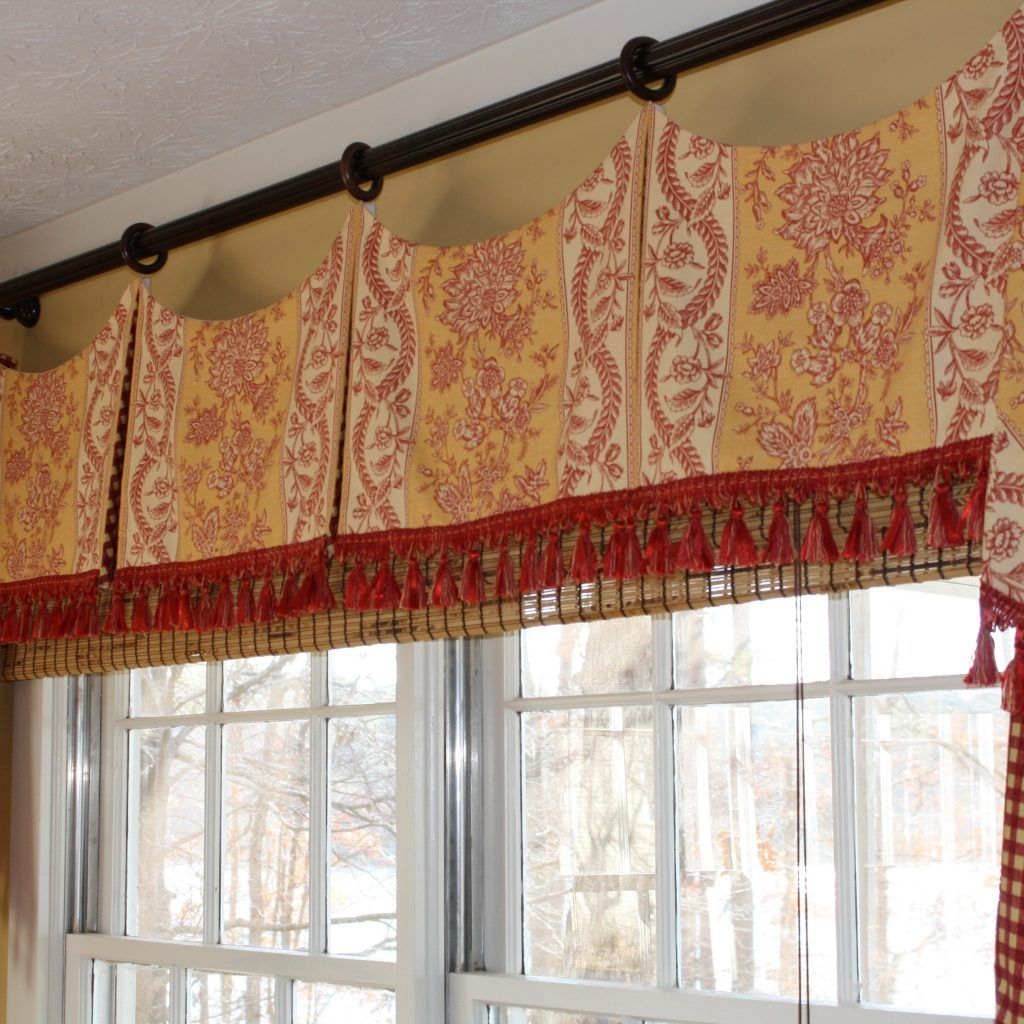 French country toile kitchen curtains latulufofeed