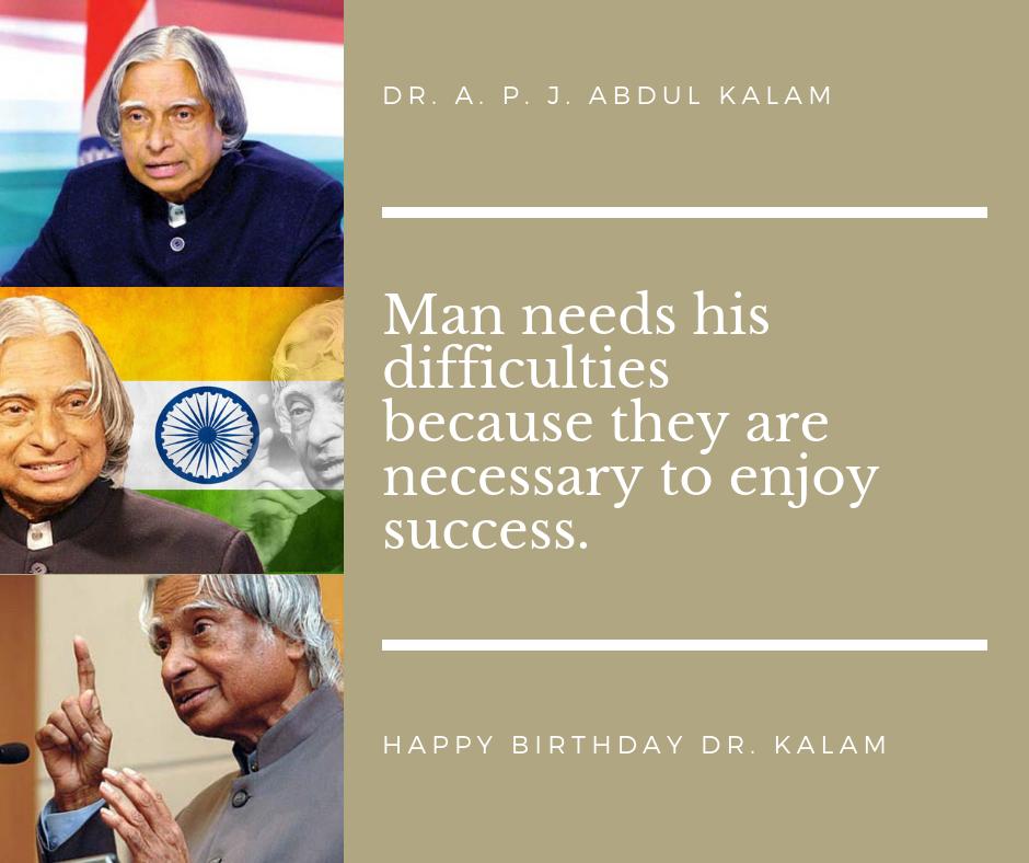 Happybirthday Bharat Ratna Dr. APJ AbdulKalam Missile